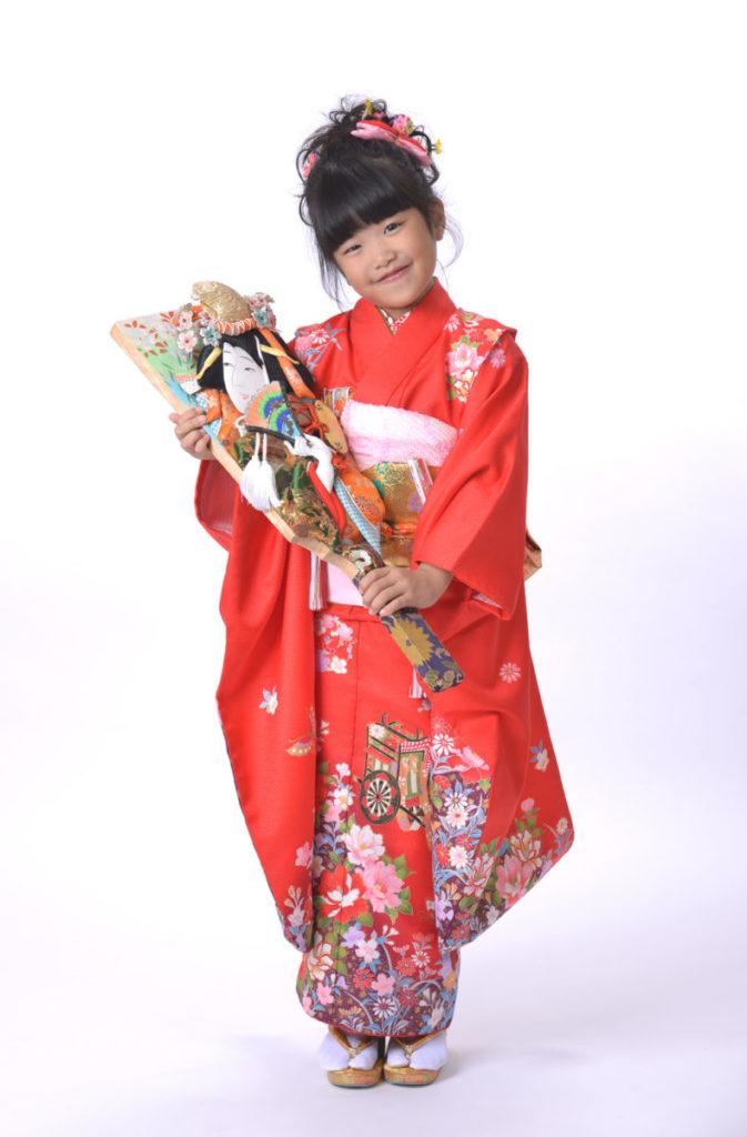 【七五三撮影】可愛い7歳の女の子さんを撮らせて頂きました♪