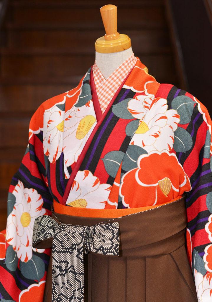 卒業式、袴レンタル、オススメのレトロ袴をご紹介♪
