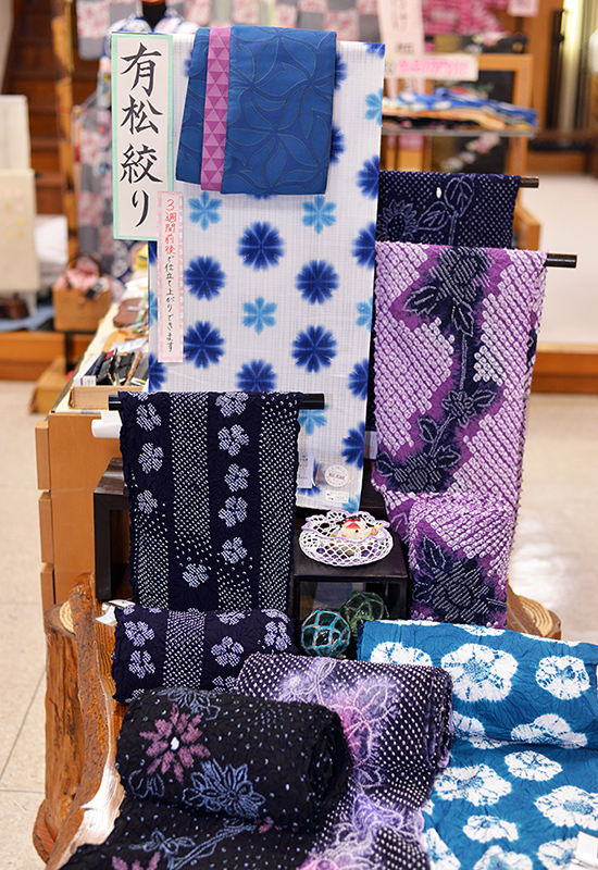 絞り浴衣の販売も行っております♪名古屋、春日井市でお探しの方♪