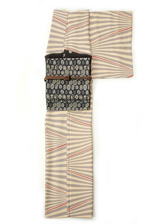 【お正月にオススメ♪】すぐに着られる小紋・紬着物のご紹介♪
