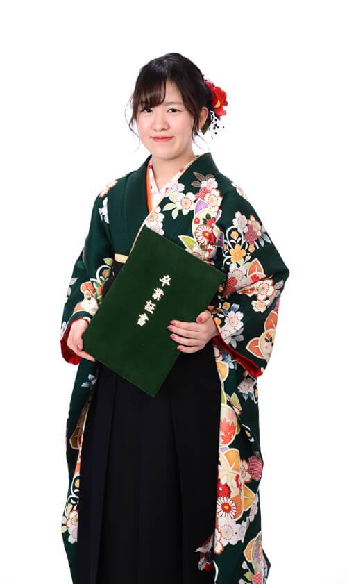 【卒業式 袴】ご卒業おめでとうございます!