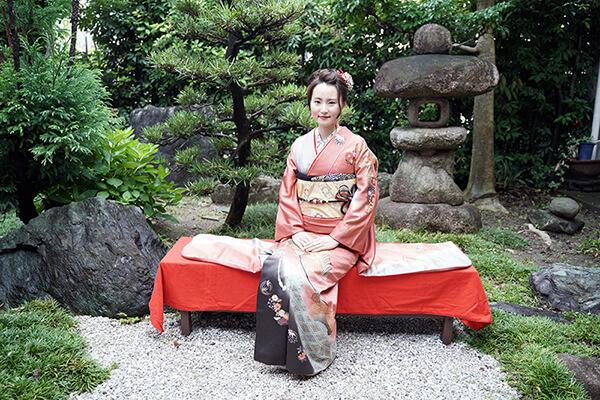 7月最初の前撮り撮影会【ママ振袖】
