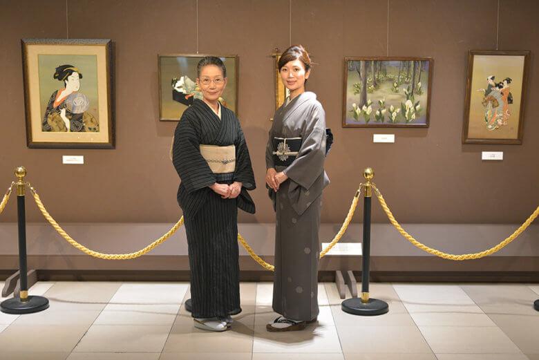 着物でホテルランチにお出掛け致しました♪in名古屋キャッスル