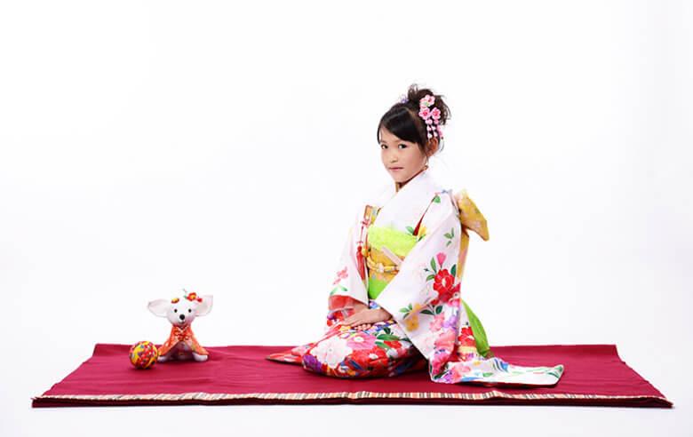 文化の日も素敵に【七五三衣装&撮影】♪